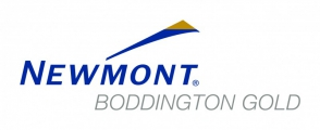 Newmont Boddington Gold (NBG) logo