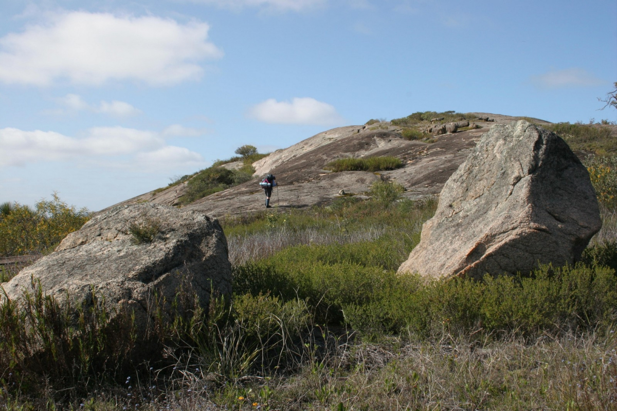 The Darling Range Bibbulmun Track